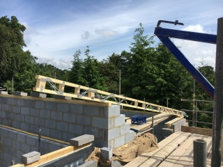 Roof joists/rafters