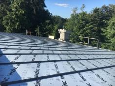 Main roof